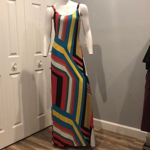 Never Worn cache maxi dress